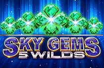 Star Gems 5 Wilds