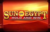 Sun of Egypt: Hold and Win