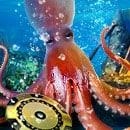 Акция «20 000 спинов под водой»